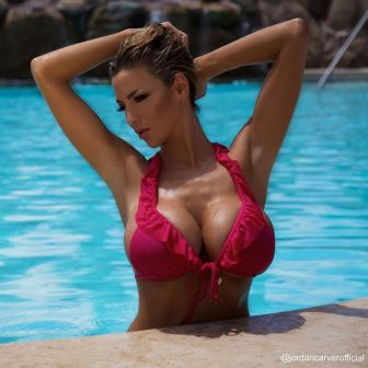jordan carver wet n hot