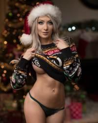 kate sarkissian christmas sweater