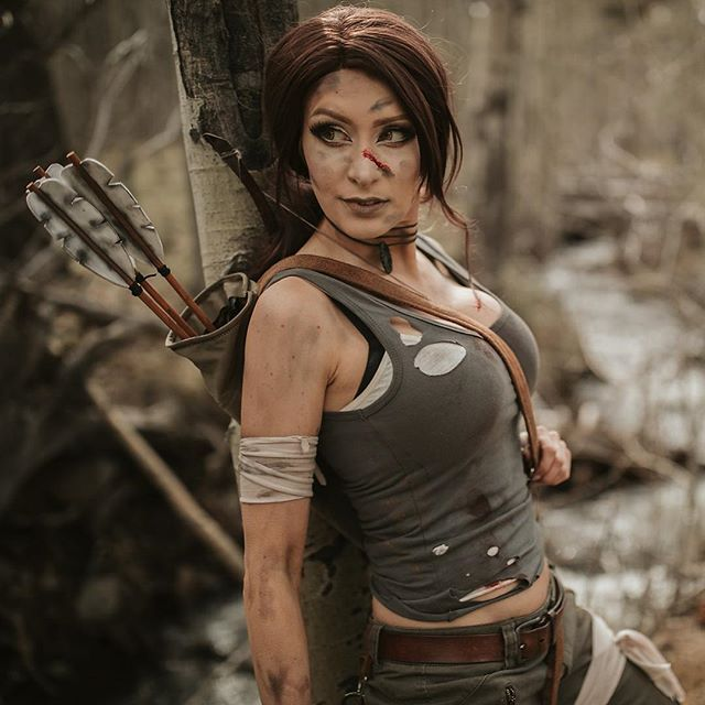 kate sarkissian lara croft