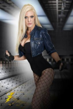 kristen hughey Black-Canary-Cosplay-Arrow-4