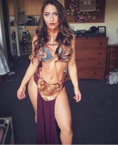 leanna vamp leia slave