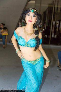 stella chu jasmine cosplay