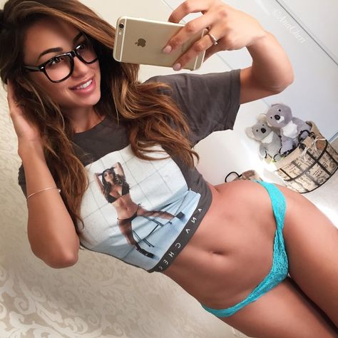 ana cheri girl on shirt