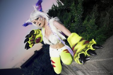 danielle beaulieu gatomon__digimon_by_eminencerain-d947wou