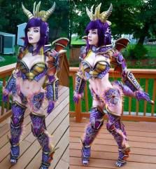 danielle beaulieu purple armor double