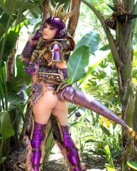 danielle beaulieu purple armor tail