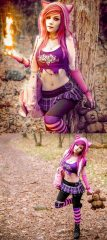 danielle beaulieu purple cat