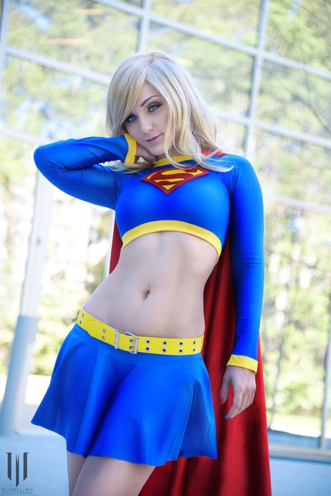 jennifer van damsel super girl