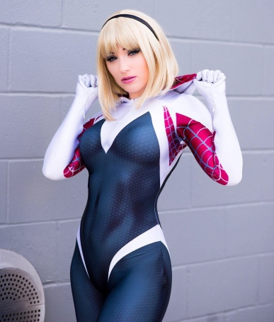 jennifer vandamsel spidey gwen