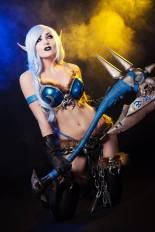 jessica nigri death knight 2