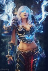 jessica nigri death knight