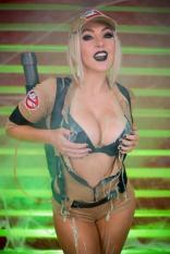 jessica nigri ghostbuster 3