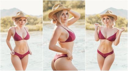 jessica nigri great outdoors triple