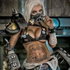 jessica nigri wild hog power