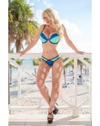 kristen hughey blues bikini 2