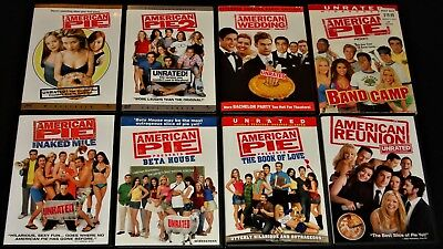 American Pie-1-8-Complete-8-Film-Series-Collection