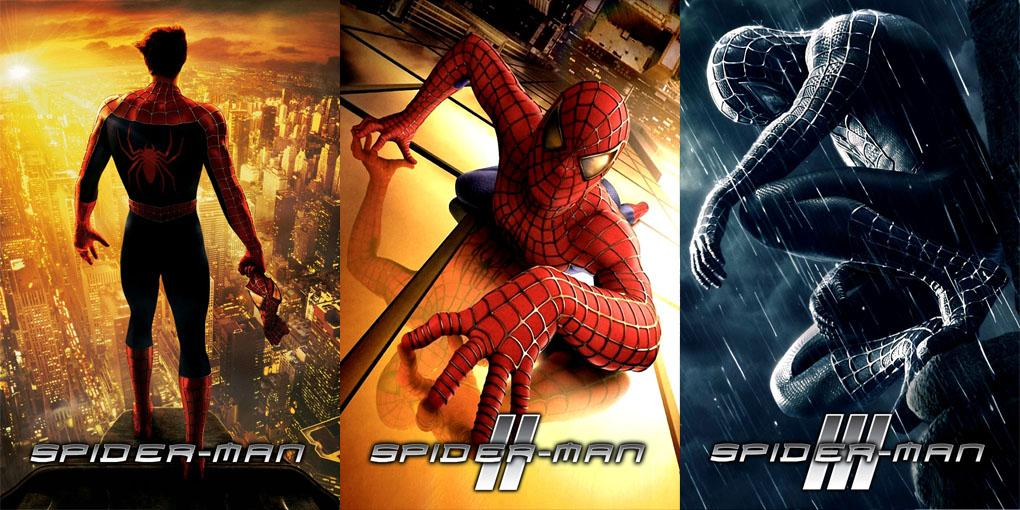 spiderman series