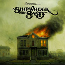 silverstein A_Shipwreck_in_the_Sand_(Silverstein_album_-_cover_art)