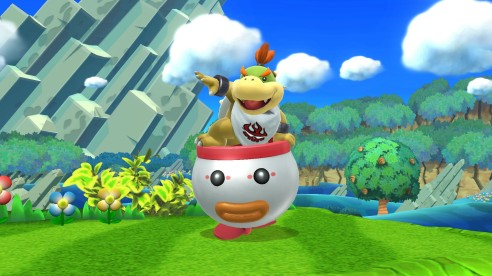 bowser jr smash