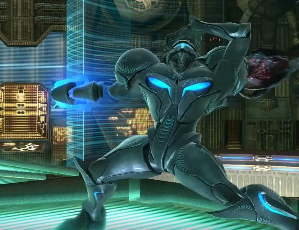 dark samus smash
