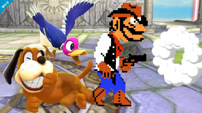 duck smash