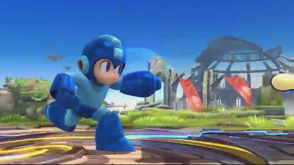 mega man smash