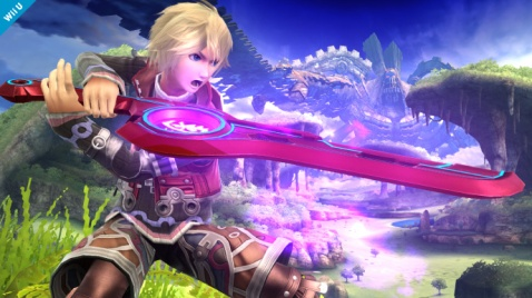 Shulk smash