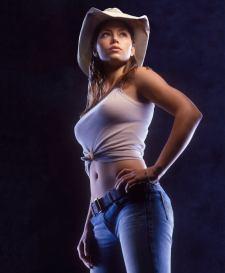 jessica biel cowgirl