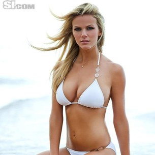 brooklyn decker white bikini