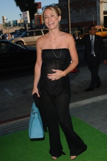 christine taylor black crop
