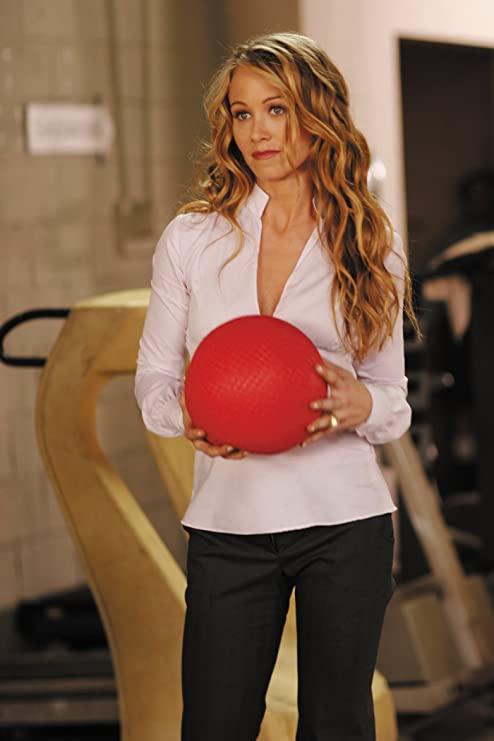 christine taylor dodgeball