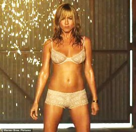 jennifer aniston undies
