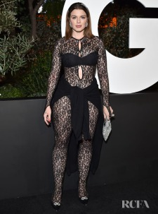 WEST HOLLYWOOD, CALIFORNIA - DECEMBER 05: Julia Fox attends the 2019 GQ Men of the Year at The West Hollywood Edition on December 05, 2019 in West Hollywood, California. (Photo by Axelle/Bauer-Griffin/FilmMagic)