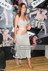 NEW YORK, NY - SEPTEMBER 10: Julia Fox attends 'Gloss: The Work Of Chris Von Wangenheim' Book Launch Party at The Tunnel on September 10, 2015 in New York City. (Photo by Gilbert Carrasquillo/WireImage)