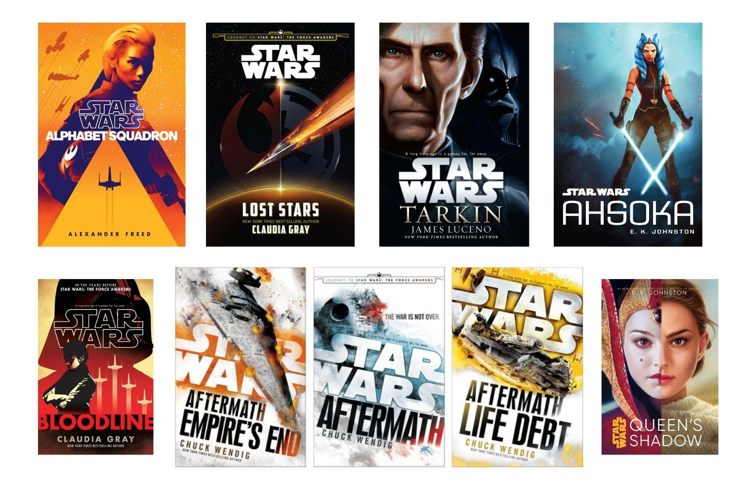 best-new-canon-star-wars-books