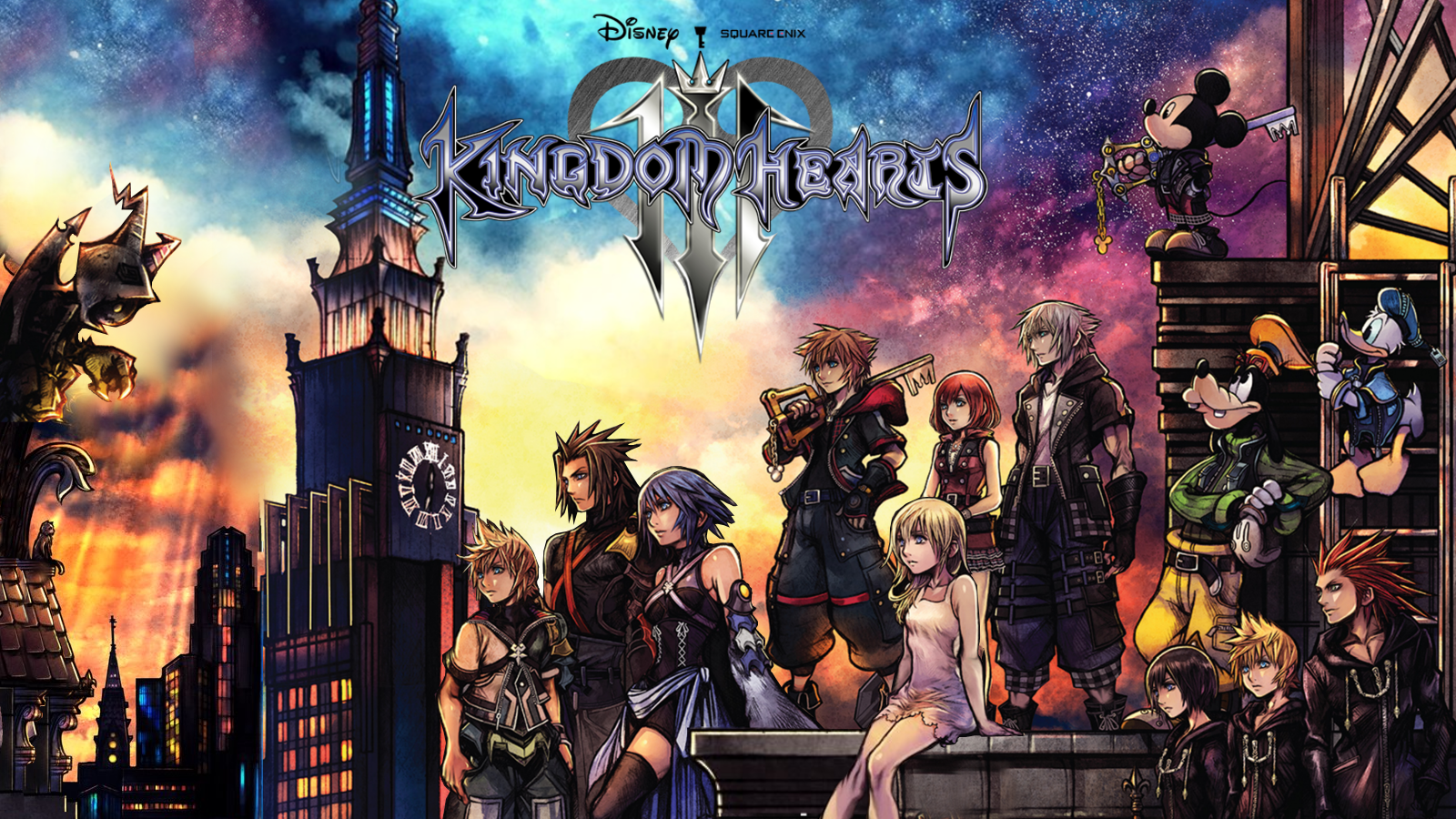kingdom hearts 3-review