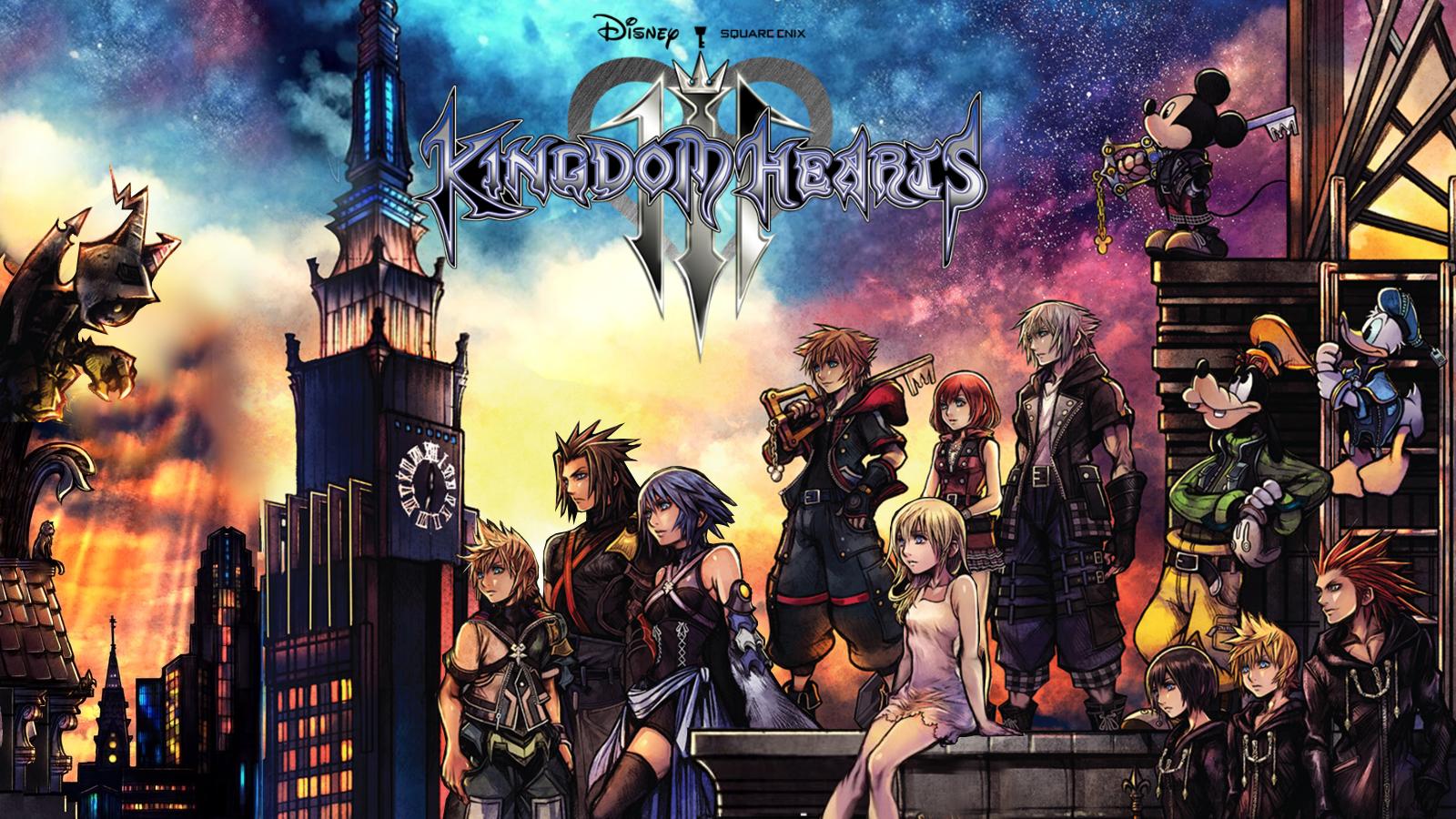 kingdom hearts 3-review