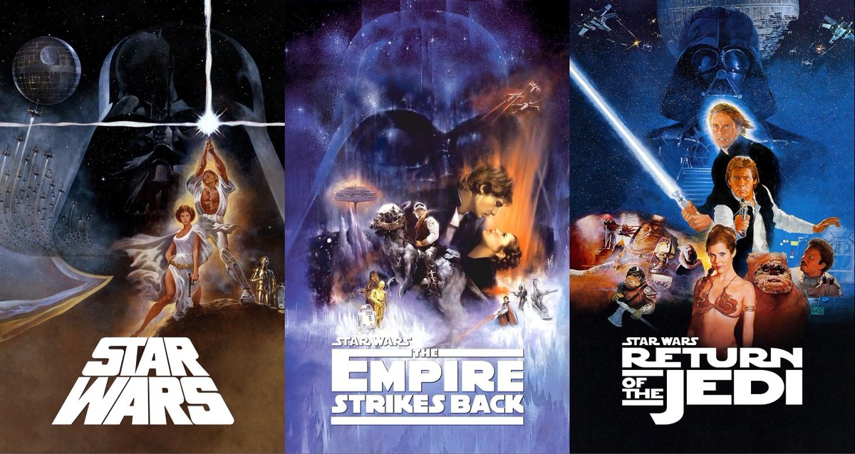 star wars orginal trilogy