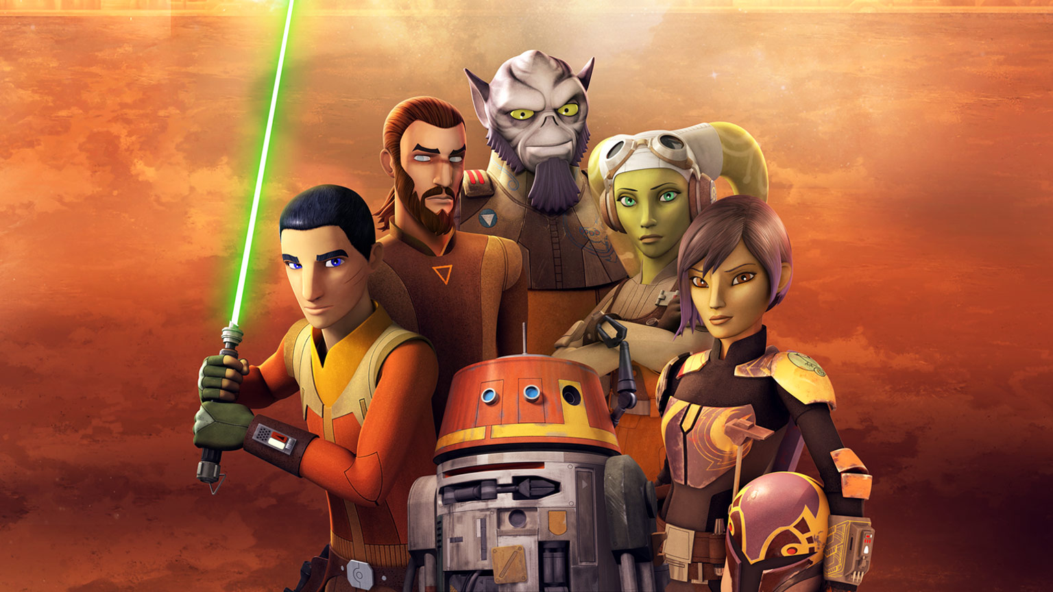 star wars rebels series