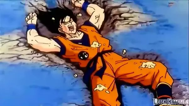 goku after body change