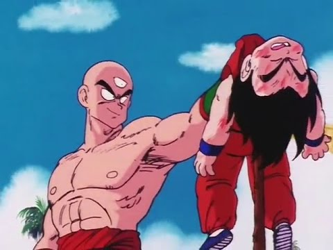 goku lose against tien