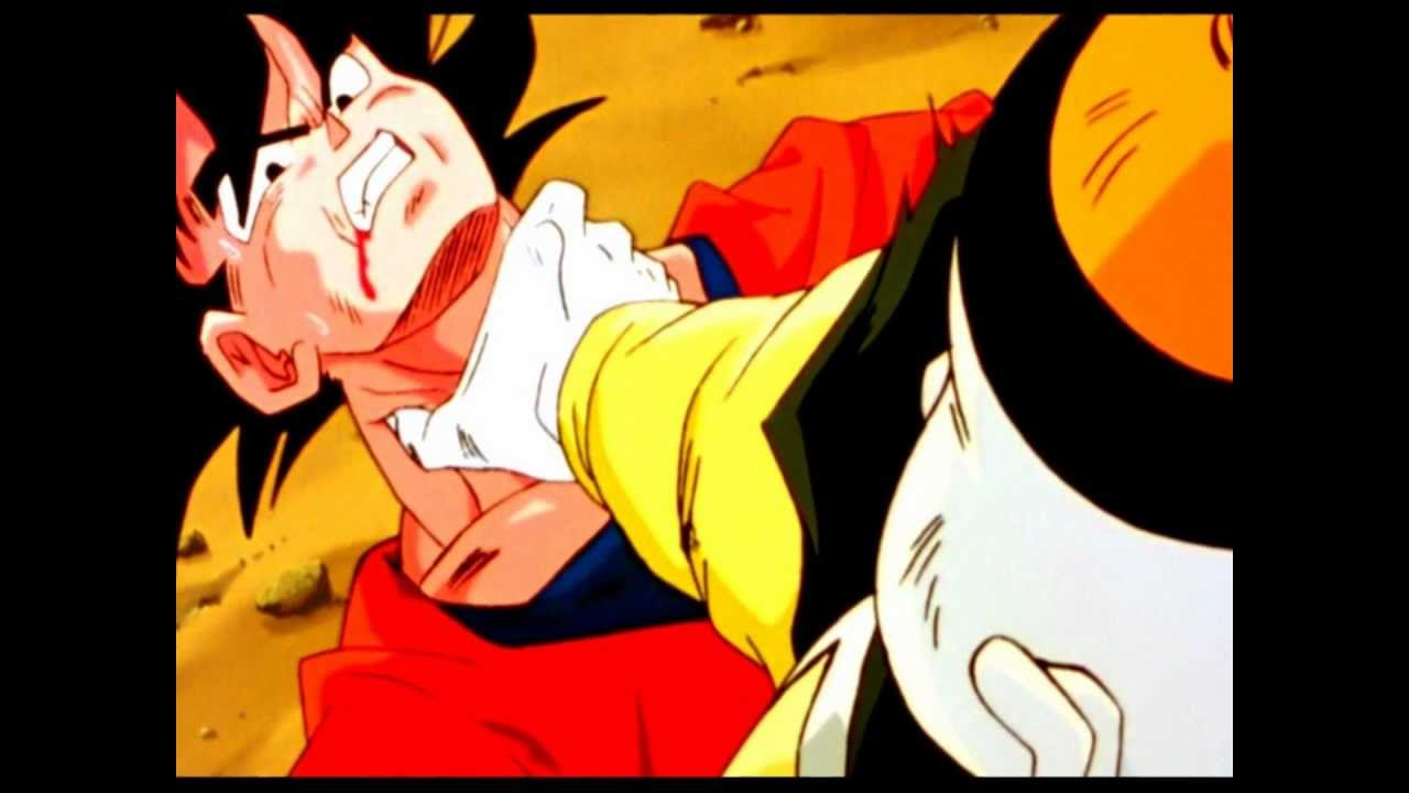 goku vs android 19