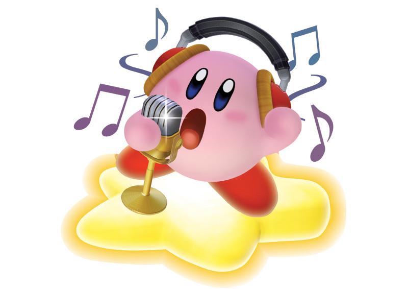 kirby music