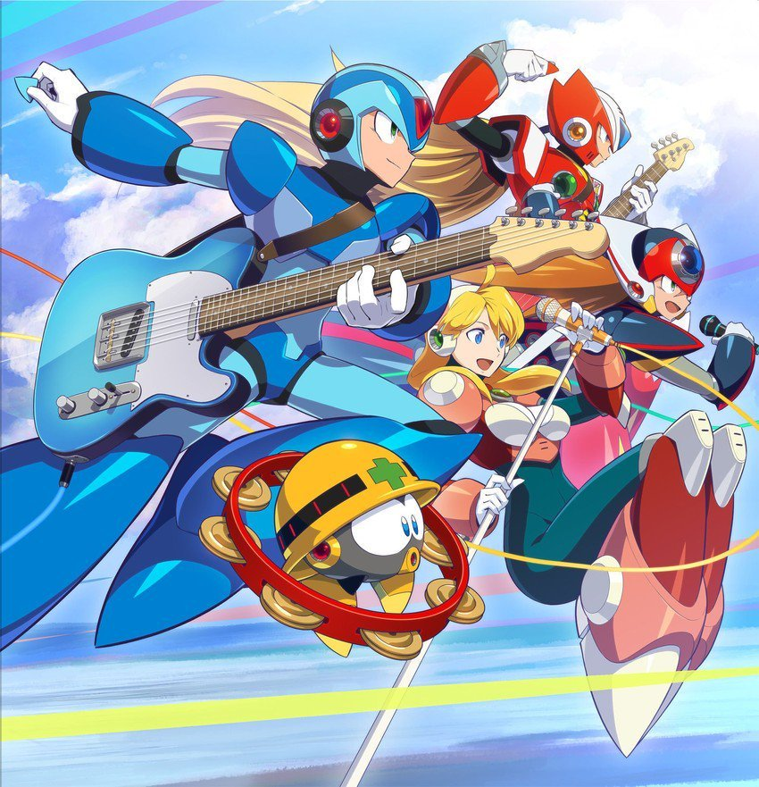 mega man x music
