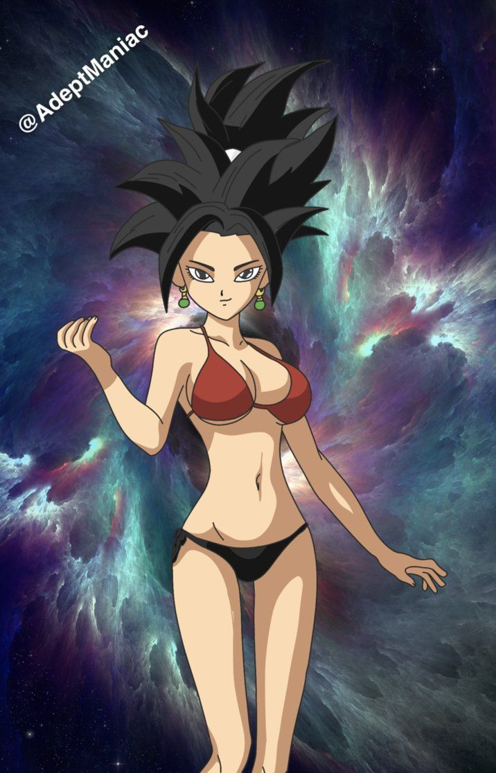 dragon ball kefla bikini