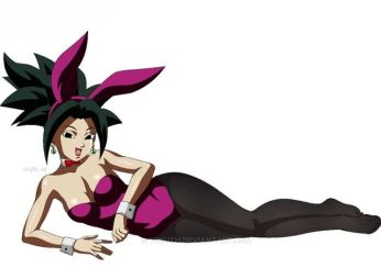 dragon ball kefla bunny